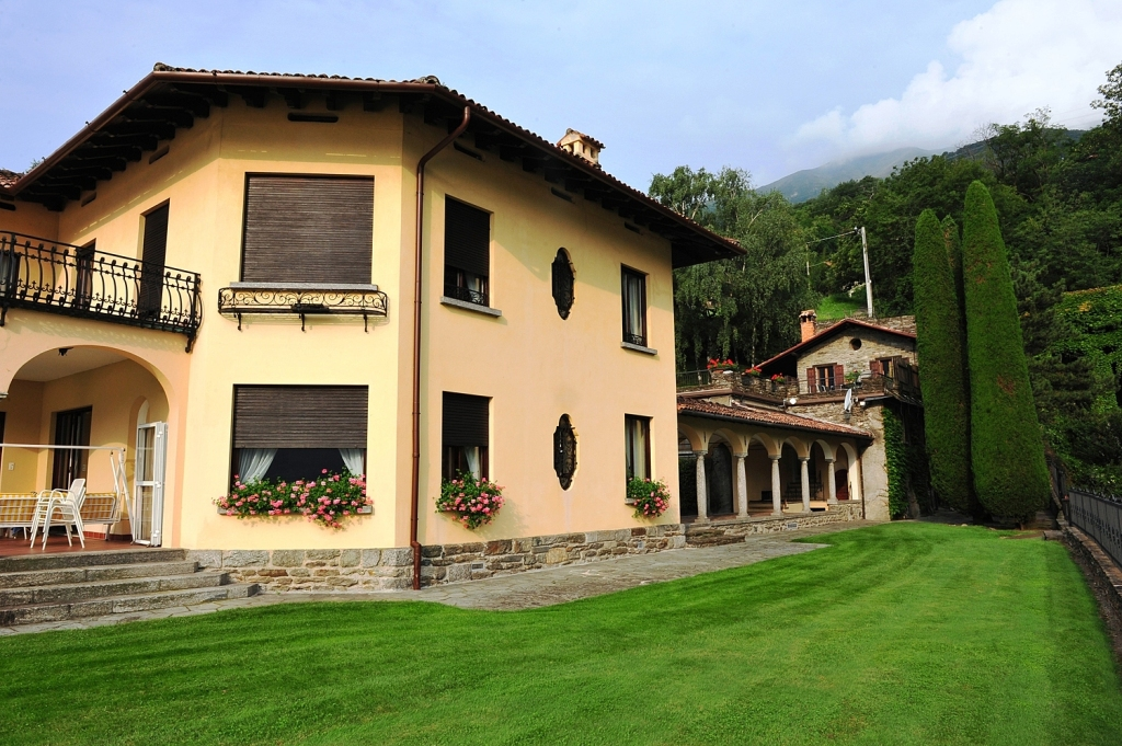 Luxusvilla in Italien