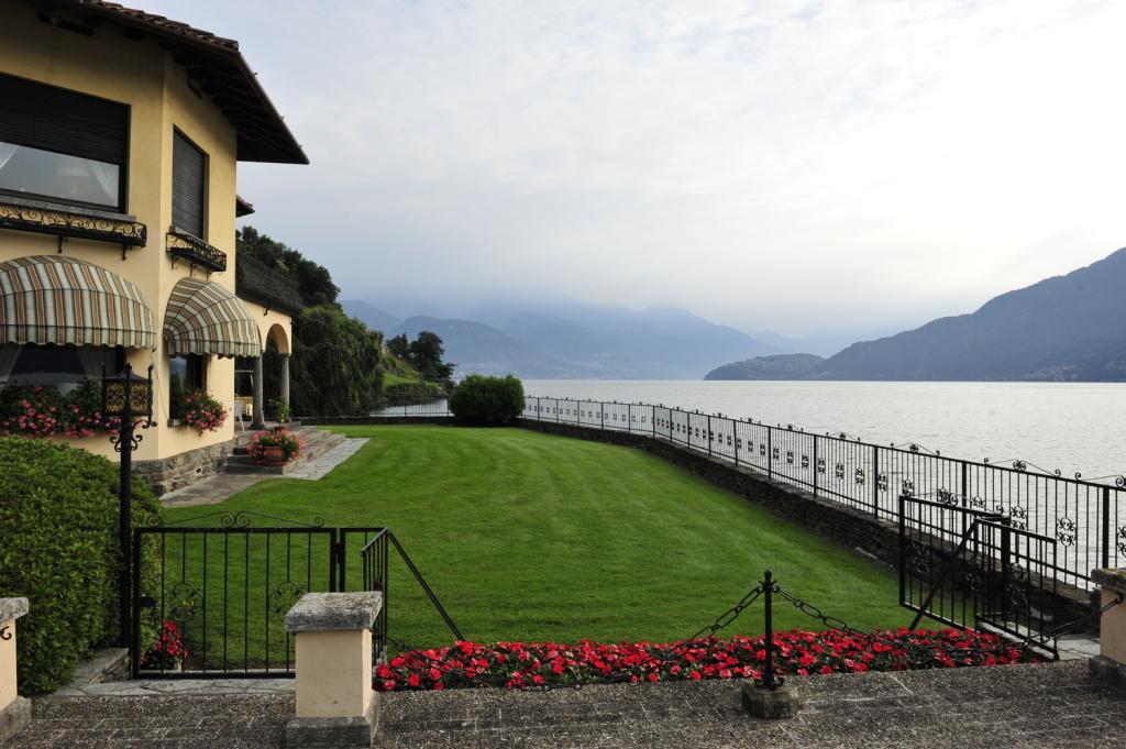 Seeblick Villa Italien